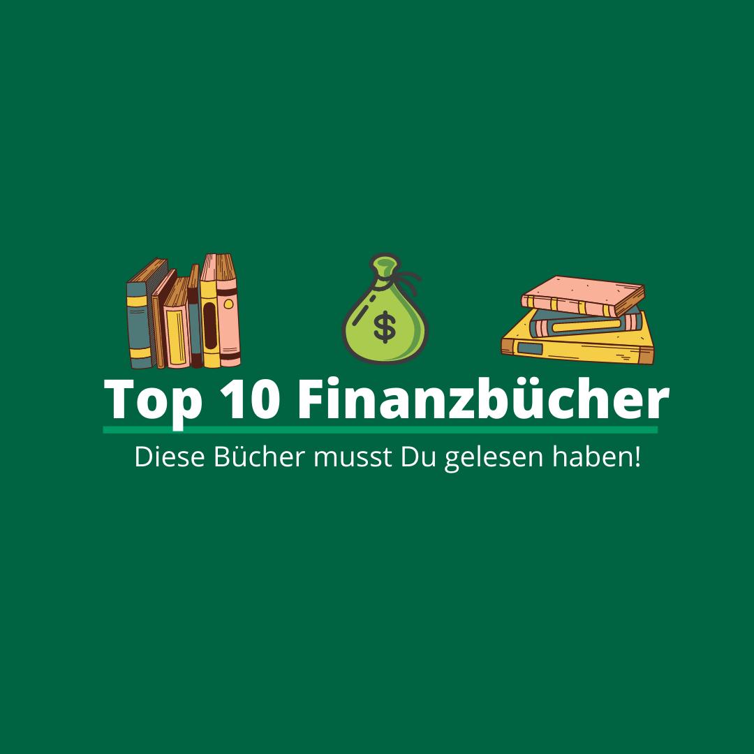 Die besten Finanzbücher 2021