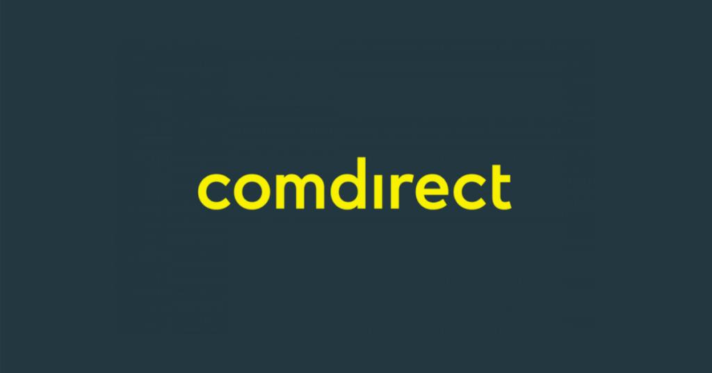 comdirect ETF Sparplan Angebot