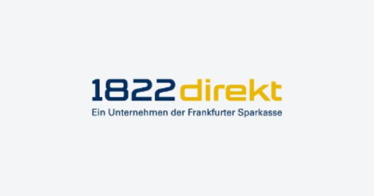 1822direkt Etf Sparplan
