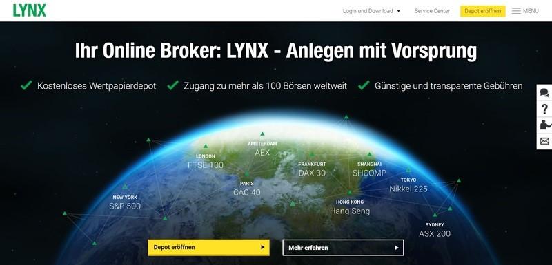 LYNX Website