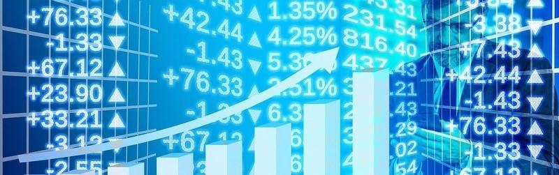 Aktienkurse Diagramm Aufsteigend - ETF-Sparplan