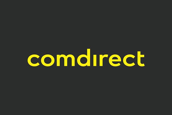 comdirect logo groß - ETF-Sparplan