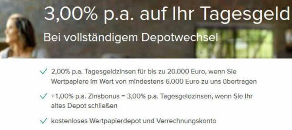 Consorsbank Prämie