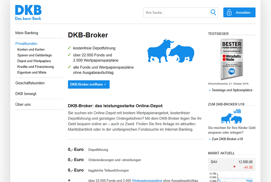 DKB Desktop
