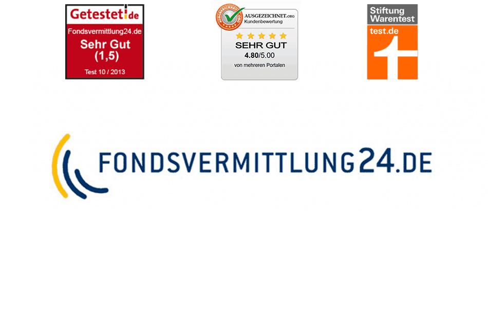 Fondsvermittlung24 Siegel