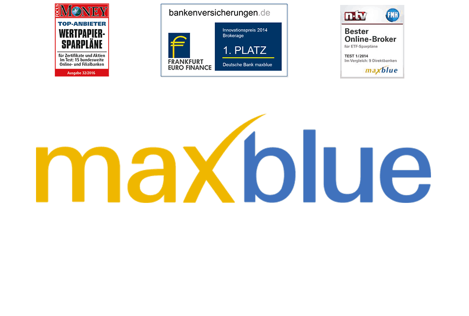 maxblue Siegel