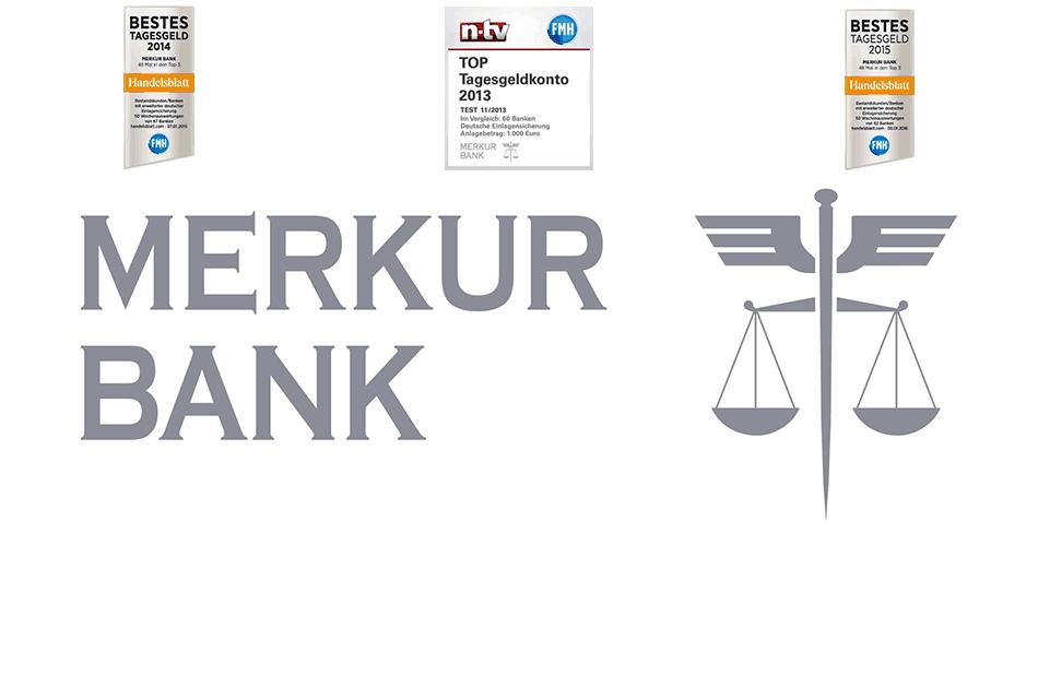 MERKUR BANK Siegel