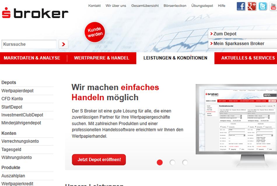 S-Broker Desktop