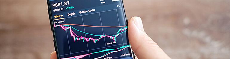 Die besten Börsen-Apps für mobiles Trading und Marktanalysen