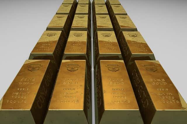 Goldbarren-etf