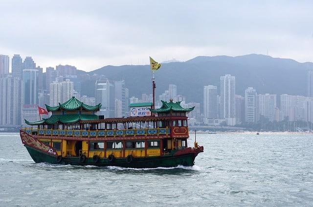 Hongkong - Chinesische Aktien