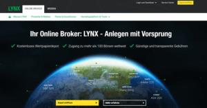 Lynx Handelsplätze