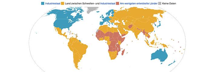 Emerging Markets ETFs: In Schwellenländer investieren