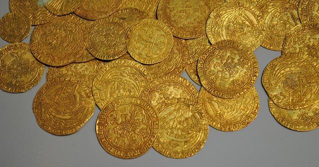 Goldmünzen als Geldanlage