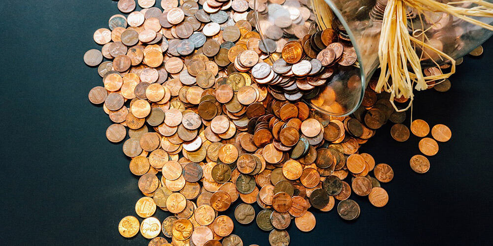 Münzen als Geldanlage