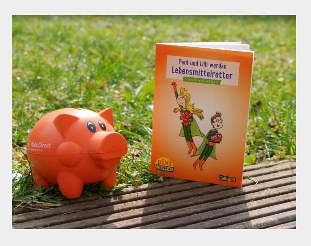 Rabo Kids-Konto und Sparschwein - RaboDirect Erfahrungen