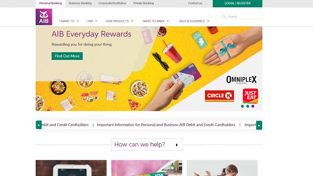 AIB Website