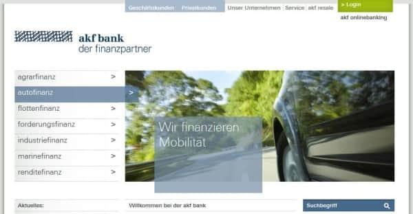 """Die AKF Bank hat ihren Sitz in Wuppertal und wurde bereits 1968 vom Konzern """"Vorwerk"""" gegründet."""