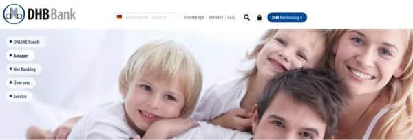 DHB Bank bietet seinen Kunden zahlreiche Dienstleistungen und Finanzprodukte.