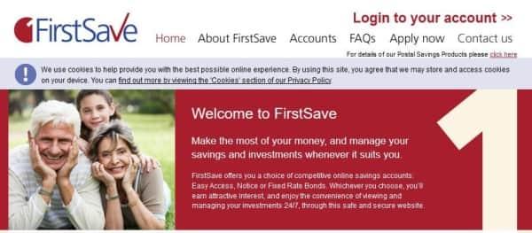 FirstSave bietet eine 100% gesetzliche Einlagensicherung.
