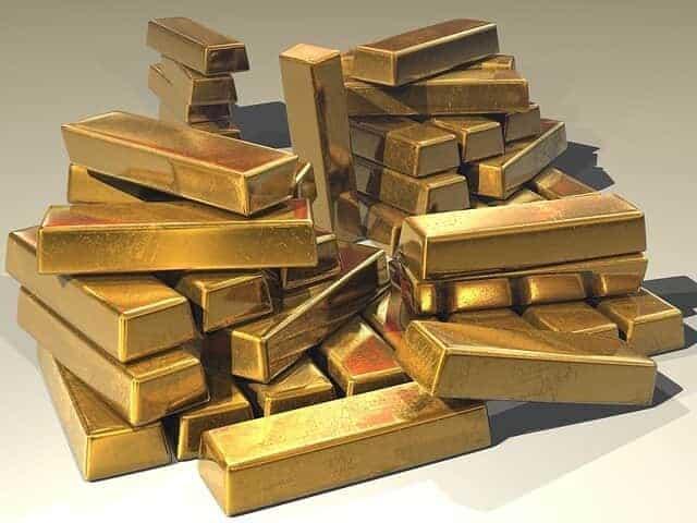 Gold - Rohstoff ETF