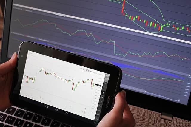 Aktienkurse sind immer in Bewegung