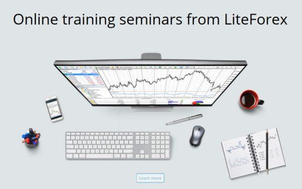 Es werden kostenlose Trainings-Seminare zur Verfügung gestellt