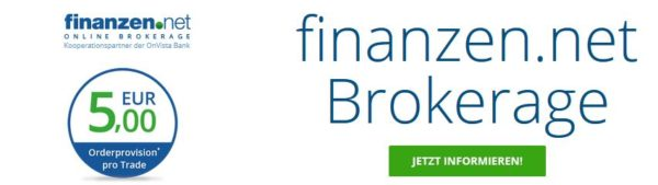 finanzen.et Orderprovision