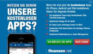 finanzen.net Apps