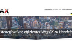 LMAX Forex Handel