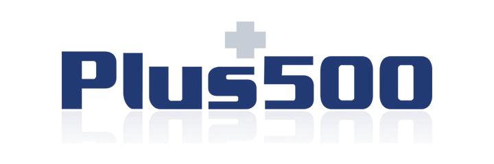 Logo von Plus500