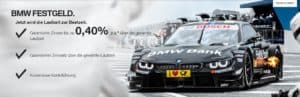 BMW Bank Festgeld