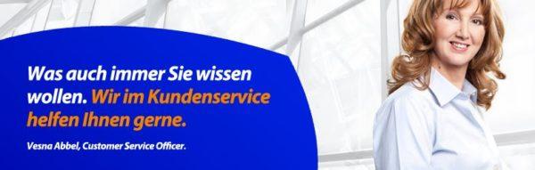 RaboDirect Kundenservice