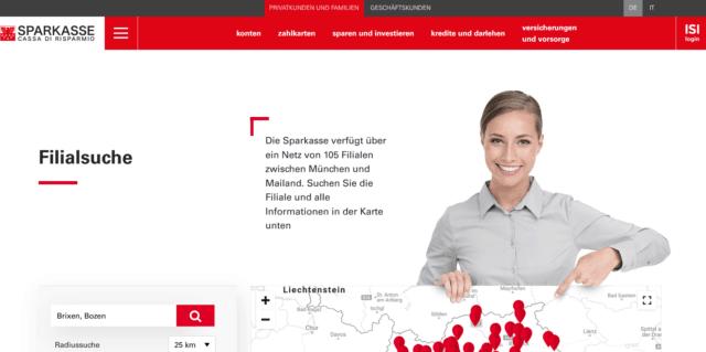 Sparkasse Südtirol München
