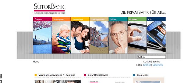 Website SutorBank