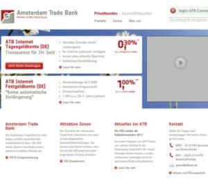 Aufbau-Webseite