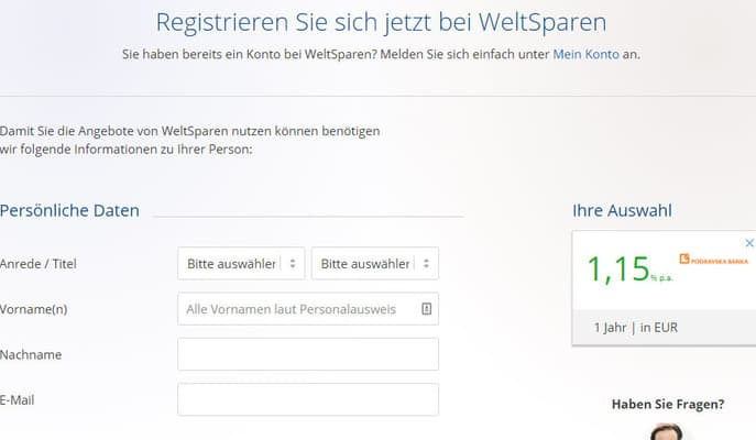 Registrieren-bei-WeltSparen