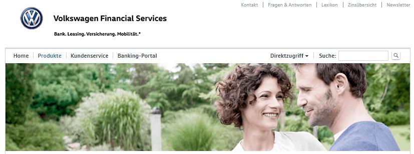 Volkswagen Bank Festgeldkonto Erfahrungsberichte