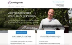 Funding Circle Kredit Erfahrungen