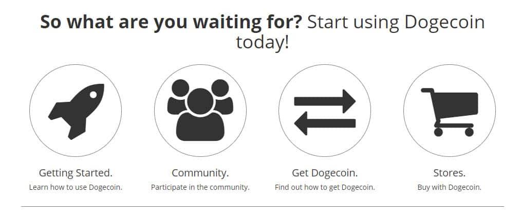 Dogecoin nutzen