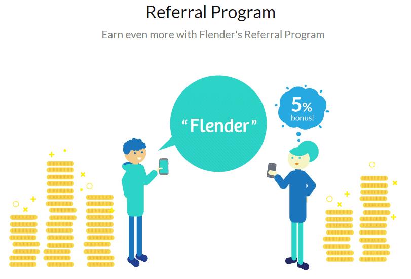 Flender P2P Bonus