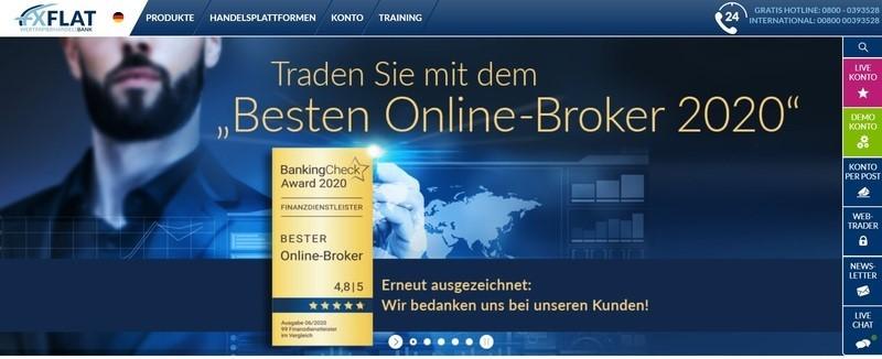 FXFlat Broker - Bitcoin kaufen mit PayPal