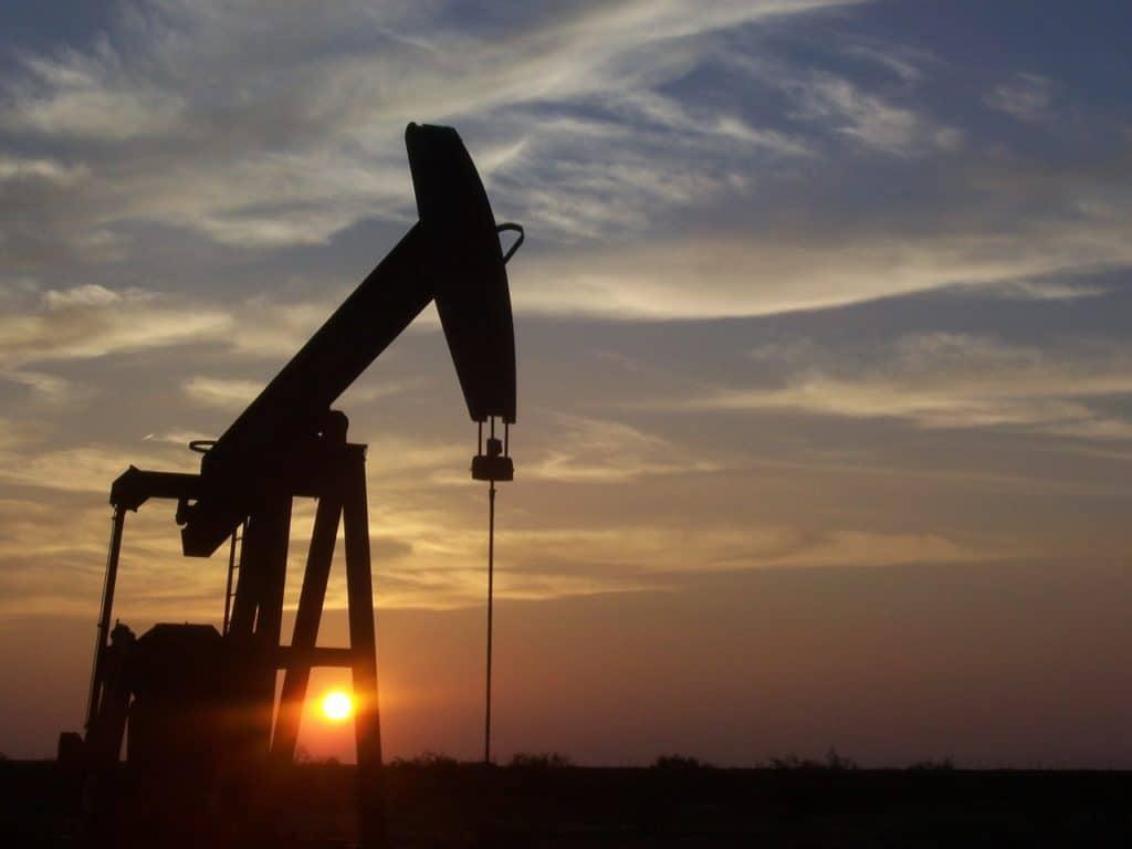 Bohrinsel - Öl ETF