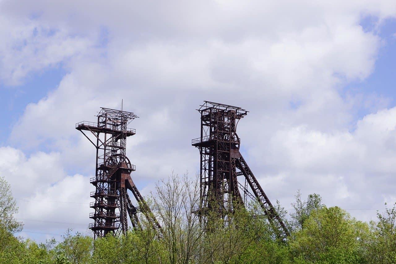 kohlmine minen als chance für etfs - Rohstoff ETF