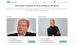 Nextmarket Coaches