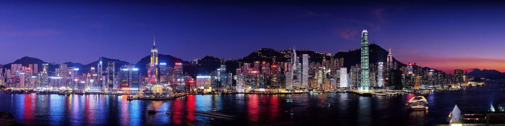 Stadt Hong-Kong