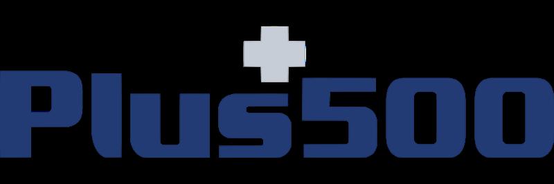 logo plus500 - CFD Broker ohne Nachschusspflicht