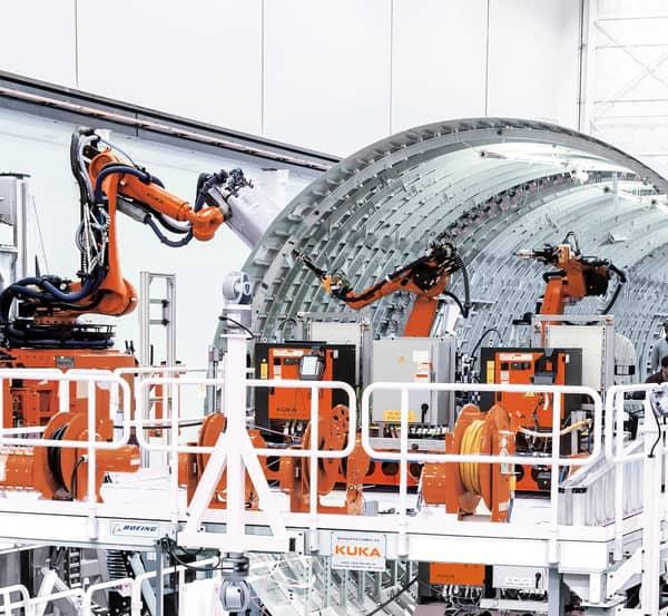 Roboter Aktien