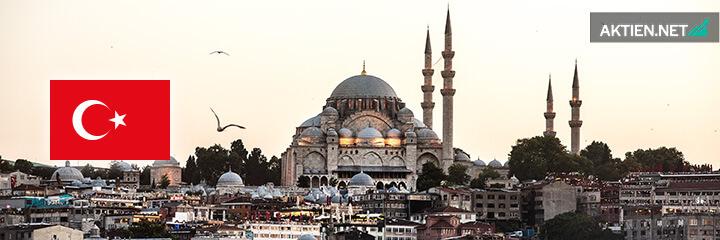 Türkische Aktien kaufen - drei interessante Werte vorgestellt