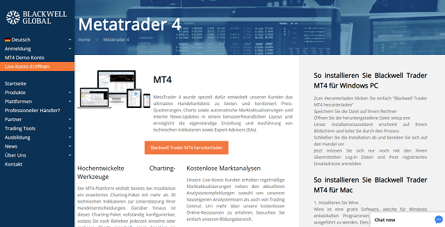 MetaTrader Broker